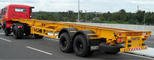 Heavy Duty 40 feet container trailers