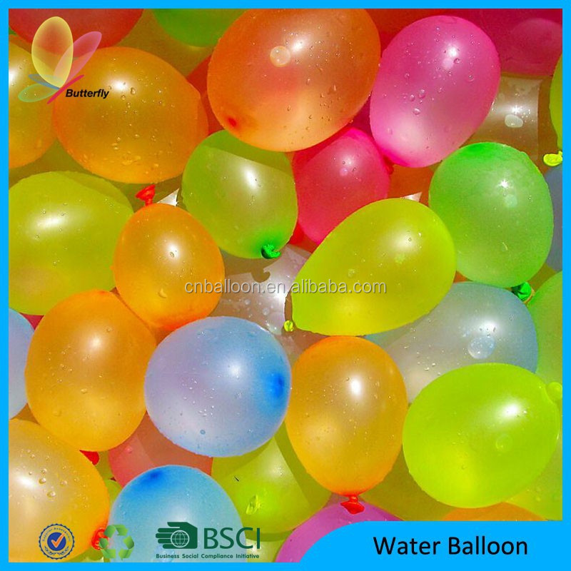 2014 Hot Sale Colorful Mega Balloon Latex Free Water Balloons