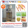 Automatic frozen sucker pacakging machine, juce packaging machine, fruit juice packaging machine