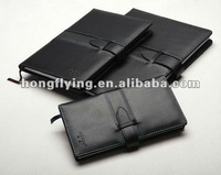 leather/pu note book cover