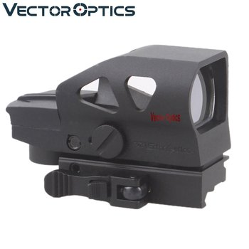 Vector Optics Ratchet 1x23x34 4 Reticles Riflescope Red/Green Red Green Dot Sight with Quick Mount for Hunting Equipment China
