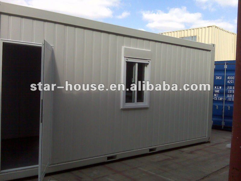 low cost living steel structure prefab container office container house