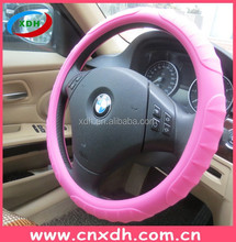 Alibaba express silicone car steering wheel covers