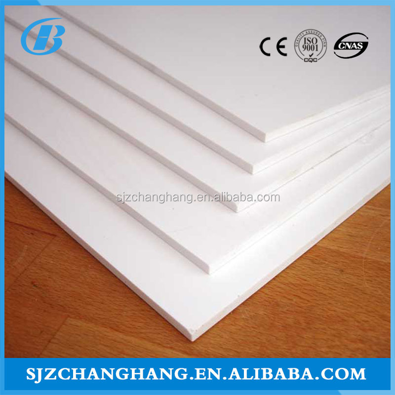 High Quality Extruded Rigid White PVC Sheet for Thermoforming
