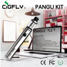 CigFly Wholesale 2500mah Built-in eGo Vaporizer Kanger Pangu Starter Kit