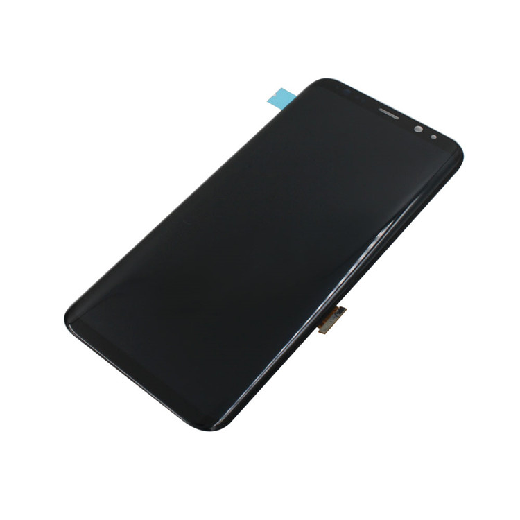 Genuine LCD Display+Touch Screen For Samsung Galaxy S8 Plus Black