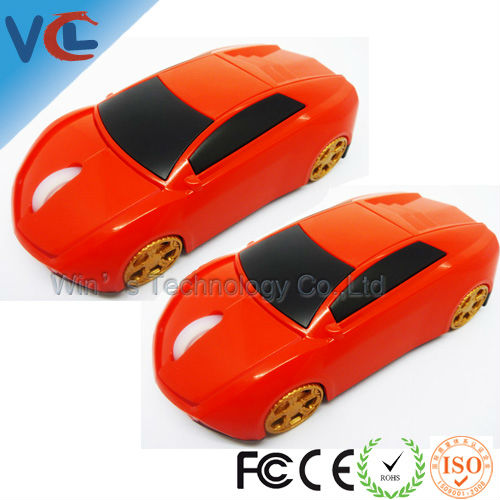 computer accessories, wireless computer mice, car shape optical mouse