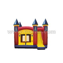 Factory cheap inflatable slide jumper combo for sale A3039
