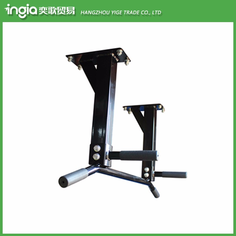 Ceiling Pull-up Bar Iron Material Gym Chin Up Bar Fitness Equipment