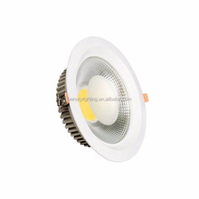 led cob downlight with 3 years warranty 10W dimmable downlights