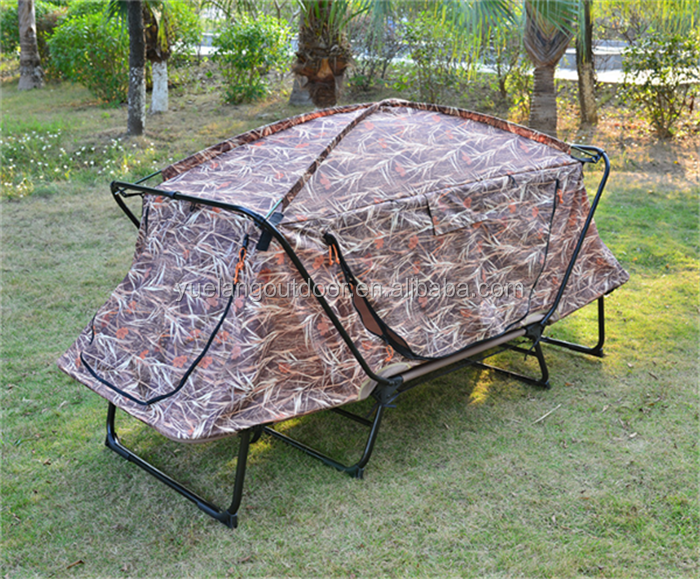 outdoor camping folding bed tent for sale