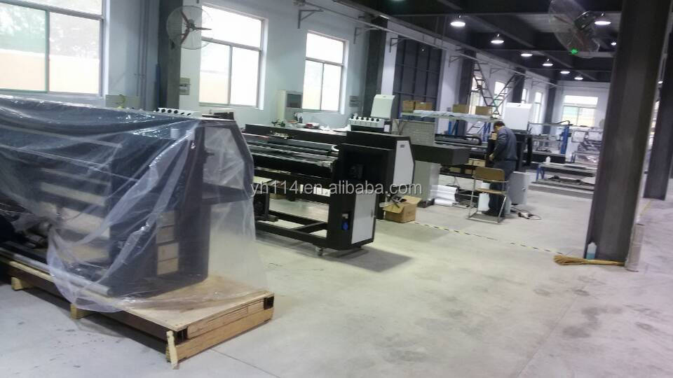 roll function large format digital uv flatbed printer best price