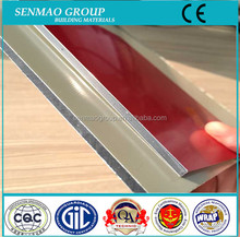 aluminium composite panel cheap price, exterior glass wall panels