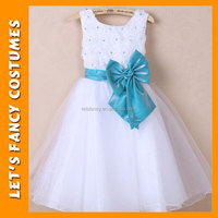 PGCC0500 Wholesale Kids Clothes Baby Dress Fashion Casual Dresses For Girls New Model Girl Dress