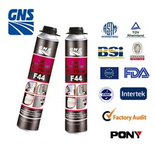 Fire proof fire rated fire retardant expanding spray pu foam