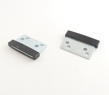 elevator spare parts mitsubishi nylon door slider