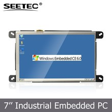 7 inch windows control embedded Lan Port RJ45 RS232 interface tablet pc for smart home