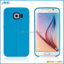 Shenzhen factory price TPU mobile case for Samsung Galaxy S6 edge