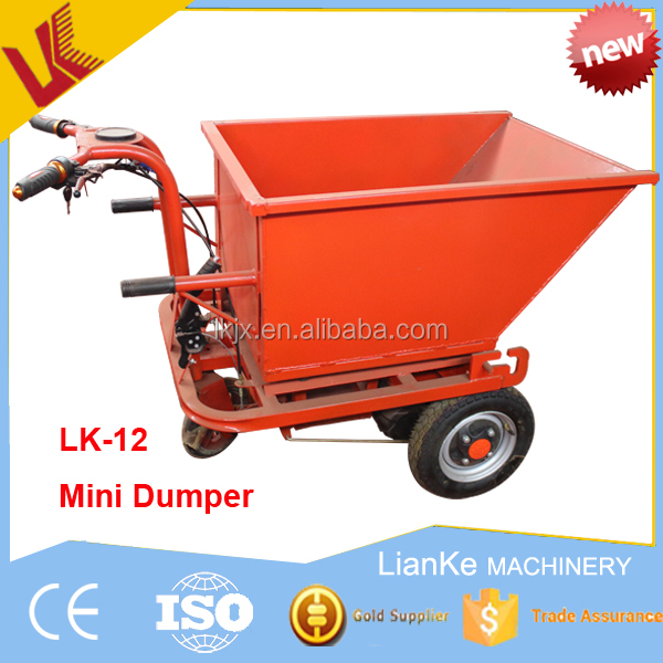 battery operated dumper cargo truck for sale in pakistan,mini electric dumper loader