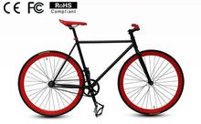 custom logo color kenda tyre quando hub bicycle fixed gear road bike