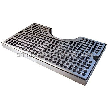 Stainless steel 304 material Drip tray, Drip Tray fro beer tower