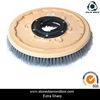17-Inch Round Shape Dupont Nylon Diamond Abrasive Brush