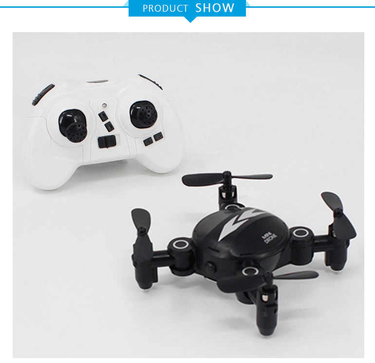 2.4G rc quadcopter toy foldable mini drone camera with wifi