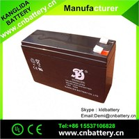12v mini battery, lead acid 12v 7ah rechargeable batteries