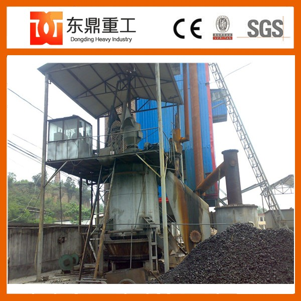 New Type High Effect Qm-2 Coal Gasifier/Small Coal Gasifier/two stage coal gasifier use India coal