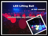 Stage Effect Lights, 35cm LED Lifting Ball Light for DISCO/ Party/ Stage Show with CE