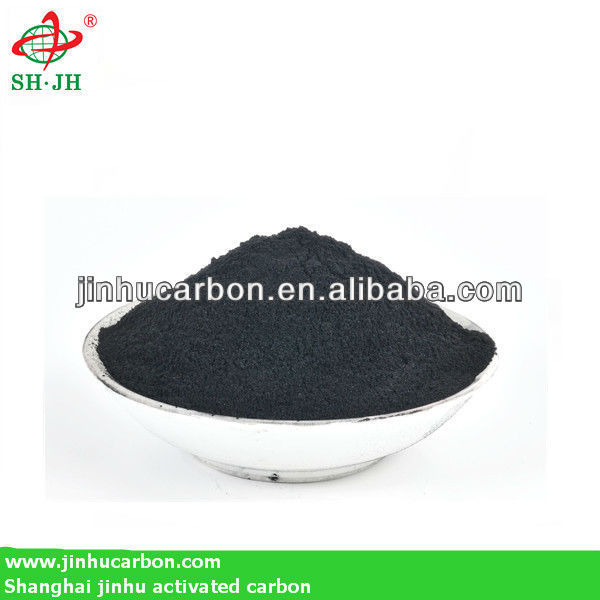Activated charcoal specification