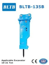 BLTB-135 HB20G TYPE Hydraulic breaker hammer& spare parts