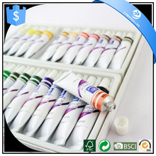 Memory Best Selling Wholesale set Packed Artist Acrylic Paint