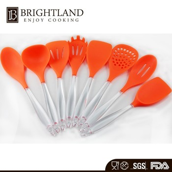 New Design Full Silicone Kitchen Tools Set