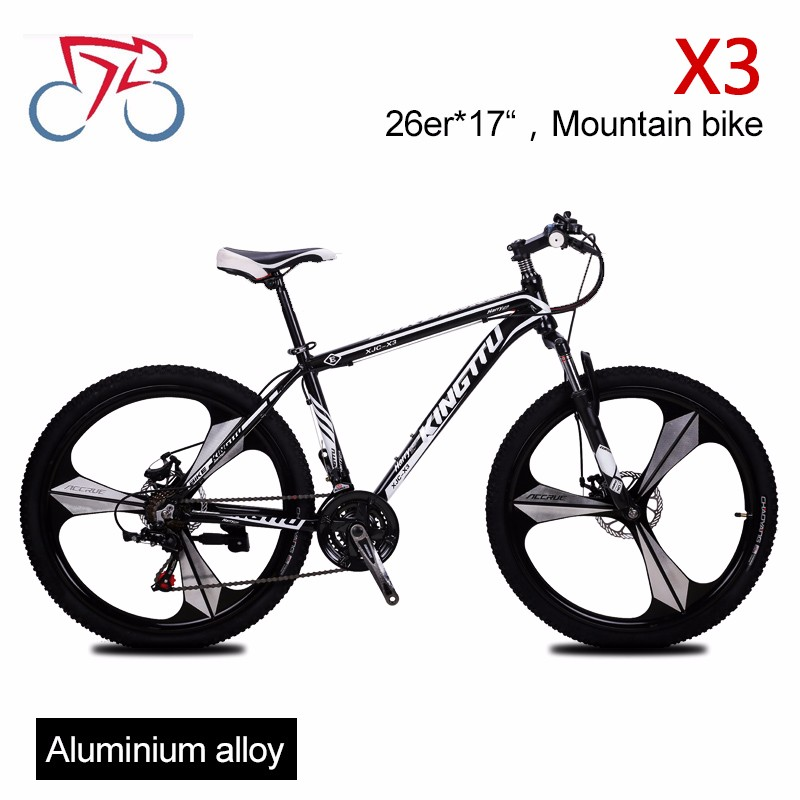 KINGTTU 26 inch carbon frame MTB 27 speeds road sport mountain bike aluminum bicycle from Chinese factory