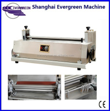 China manufacturer small carton cold glue gluing machine small