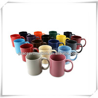 11oz Colorful Ceramic Coffee Mug With