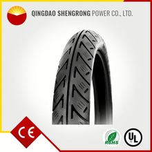 Rich Export Experience Competitive Price Black Strong Rubber Motorcycle Tire