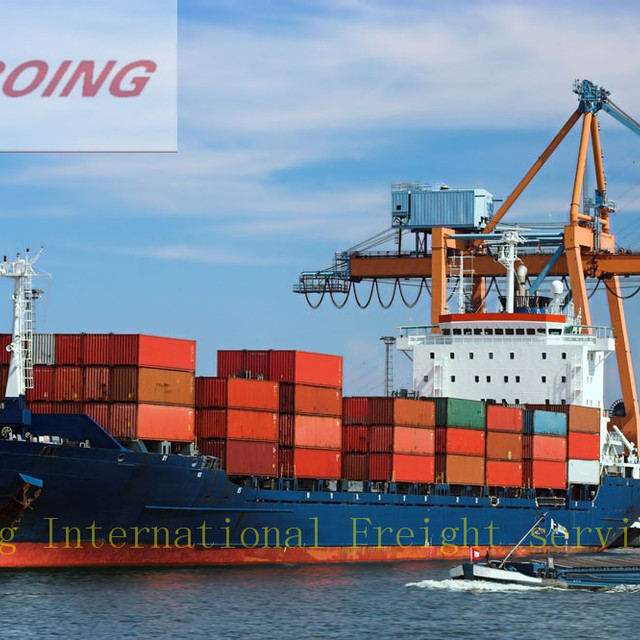 Cheap sea/ocean shipping rates from China to VANCOUVER CANADA -- kitty ( skype : boingkitty )