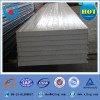 Prepainted Steel Metal Covered Insulated Foam Eps Sandwich Panel Price For Cleanroom Panel