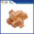 Chinese Factory Wholesale Classical IQ Wooden Lock Puzzles Brain Teasers Kongming Luban Lock