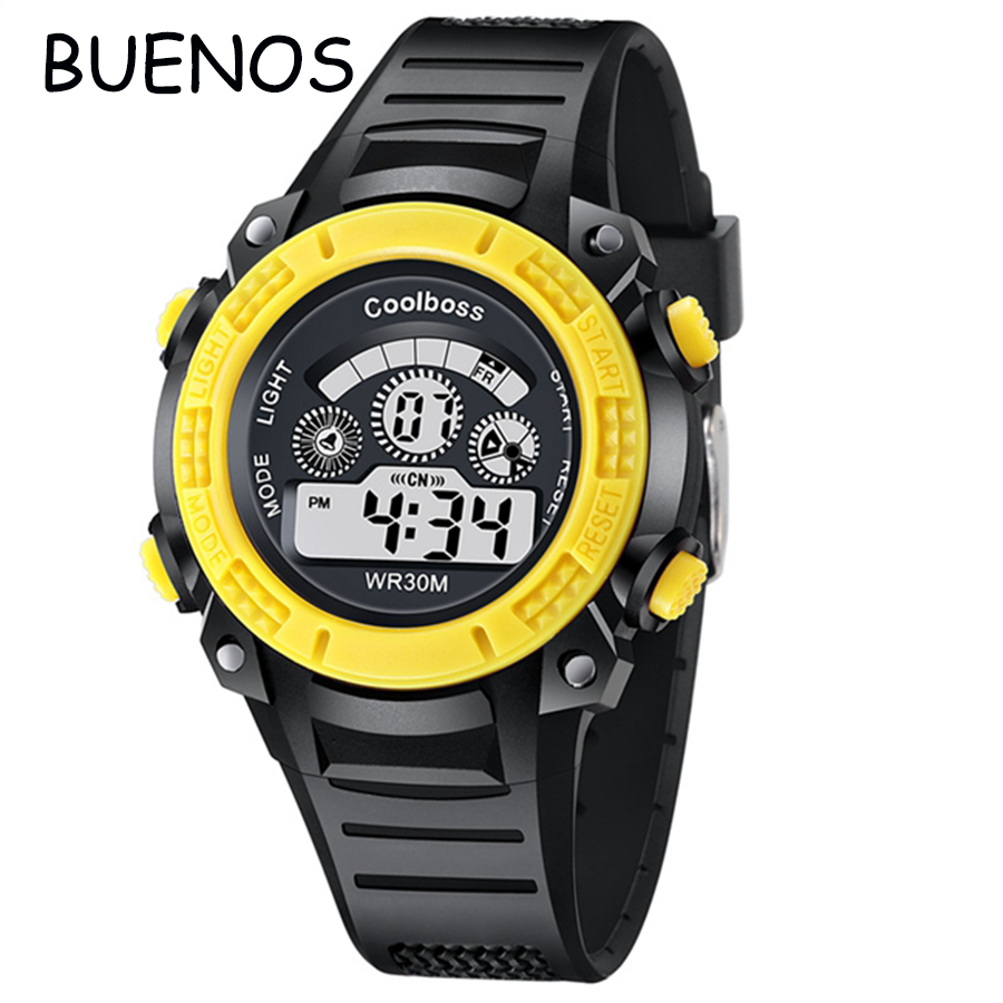 Promotional New Style Hot Selling Men Sports Mountaineering waterproof Watch Electronic