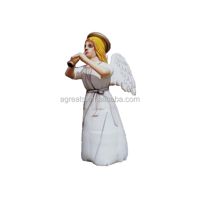 2012 inflatable angel big balloon, inflatable balloon sculpture S2072