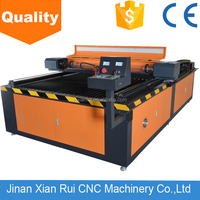 High precision XRCL 1813 acrylic engraving machine price with rotation RECI laser tube