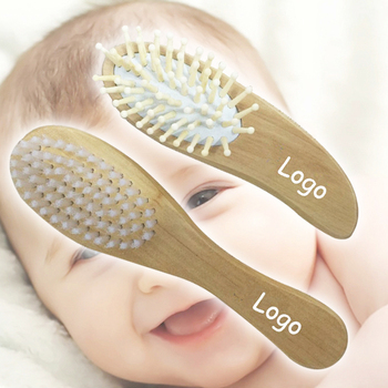 M1594 alibaba com new products baby brush Amazon best sale 100% natural baby hair brush,hair styles for babies