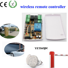 Opener Accessories Rf Automatic Doors Receiver, 220v High Power rf Remote Controller Switch