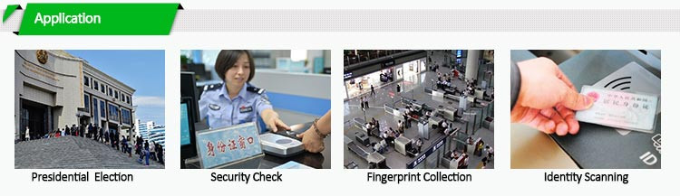 Android Capacitive Sensor Price Of Biometrics Fingerprint Scanner HF6000