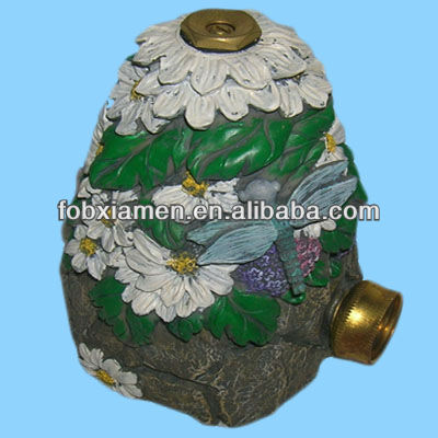 Flower Water Lawn Sprinkler For Garden Decor