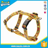 Wholesale Price Washable Adjustable Nylon Dog Harness Dress