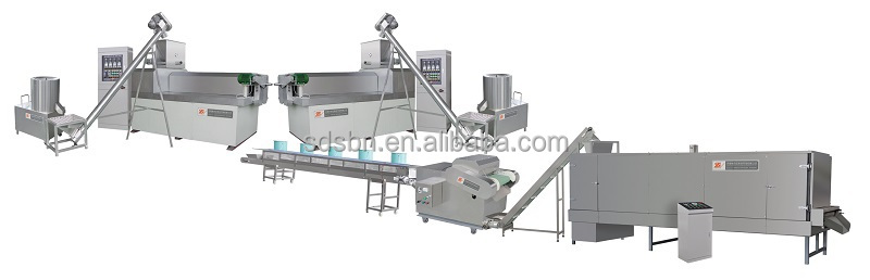 China dog biscuit food making machine